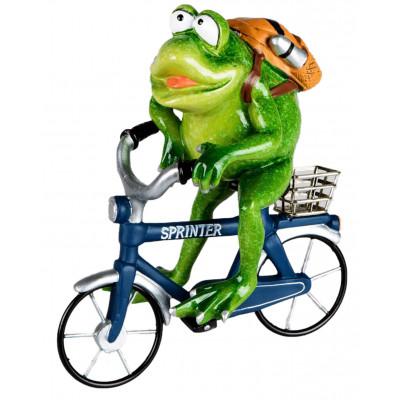 Dekofigur lustiger Frosch...