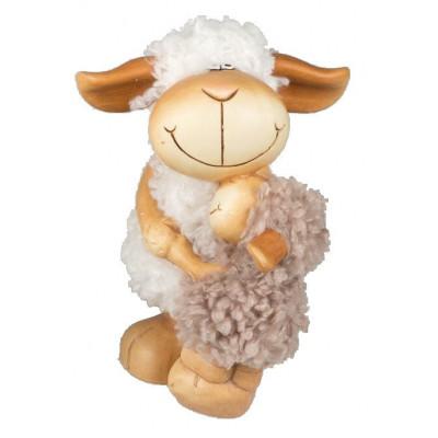 formano Dekofigur Schaf mit...