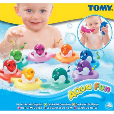 Tomy Do Re Mi Delfine, 1 Stück