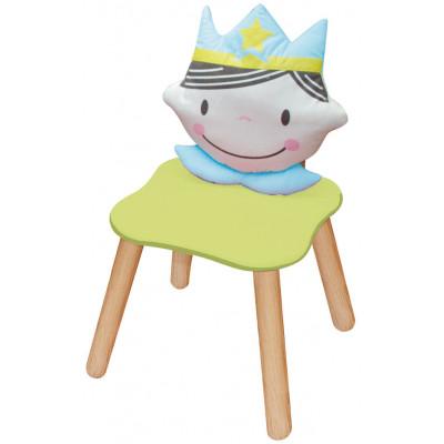Kinderstuhl Prinz pastell
