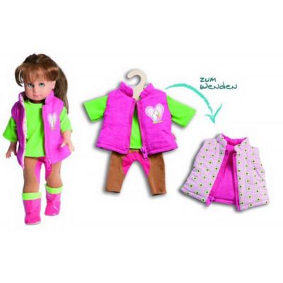 Puppen Reiteroutfit 3...