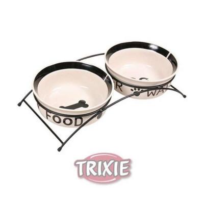 Trixie Eat On Feet Napf-Set...