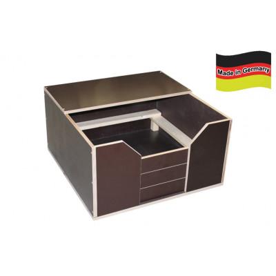 Easy-Hopper Wurfbox Komfort mit...