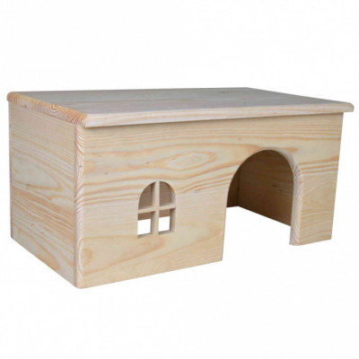 Trixie Holzhaus ohne Nägel...