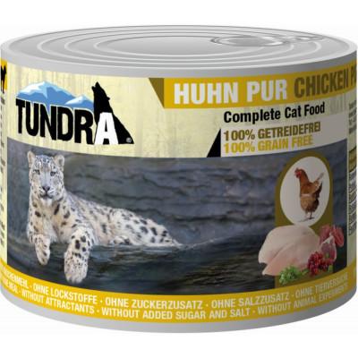 Tundra Cat Huhn Pur      200gD