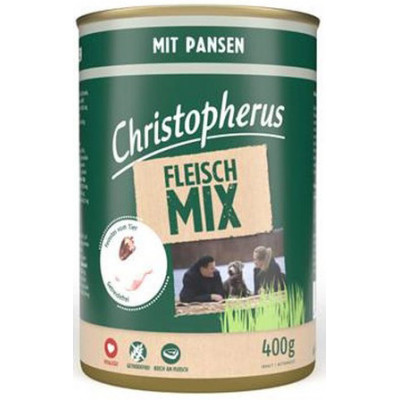Christo Fl-Mix Pansen 400gD