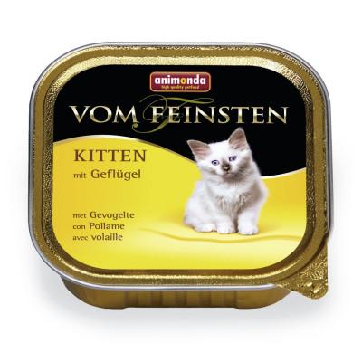 V.F.Kitten mit Geflügel 100g S