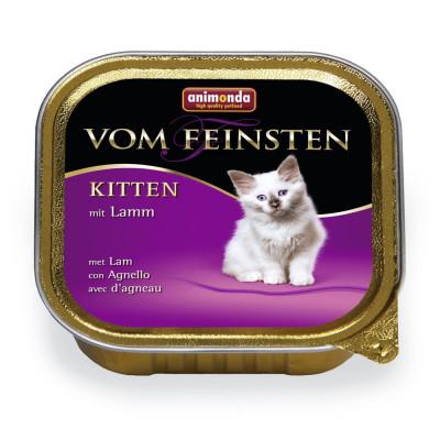 V.F.Kitten mit Lamm    100 g S