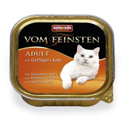 V.F. Gefluegel-Kalb    100 g S