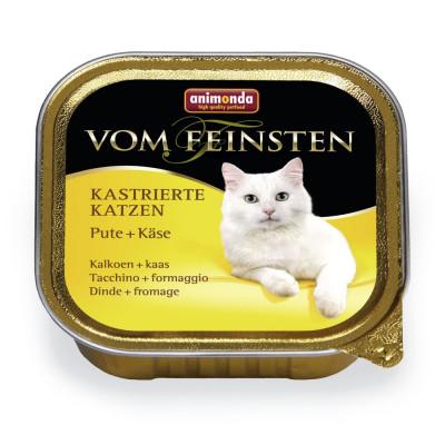 V.F.Kastrat Pute-Käse   100g S