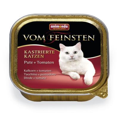 V.F.Kastrat Pute-Tomate 100g S