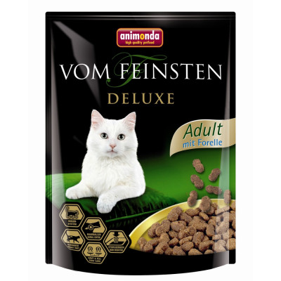 V.F.Cat Deluxe Ad.Forelle 250g