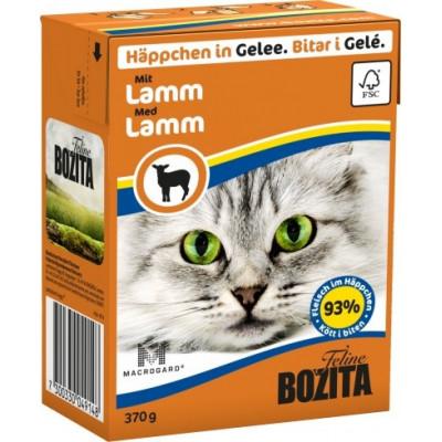 BZ Cat Häpp.Gel.Lamm     370gT
