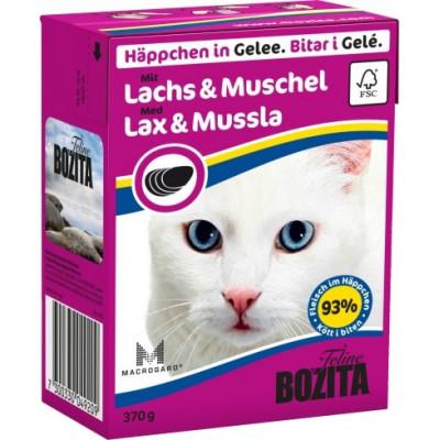 BZ Cat Hä.Gel.Lachs-Musch370gT