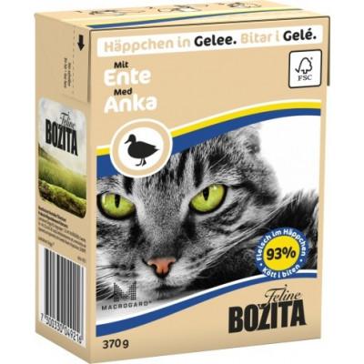 BZ Cat Häpp.Gel.Ente     370gT