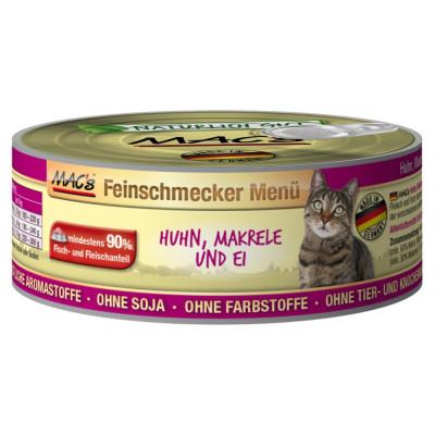 Macs Cat Huhn-Makrele    100gD