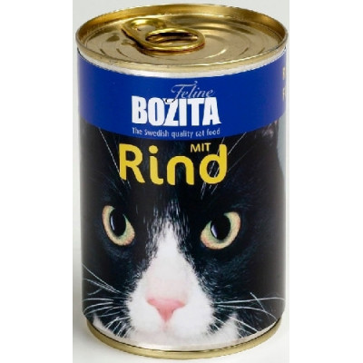 Bozita Cat mit Rind    410 g D