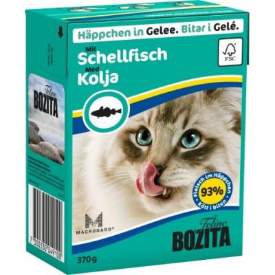 BZ Cat Häpp.Gel.Schellf. 370gT