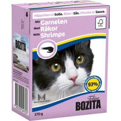 BZ Cat Häpp.Soße Garnelen370gT