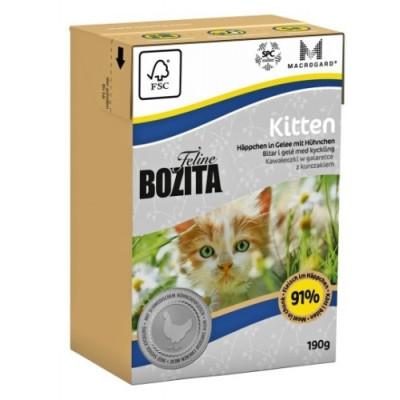 Bozita Feline Kitten     190gT