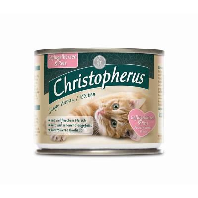 Christopherus junge Katze200gD