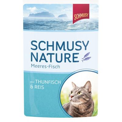 Schmu.Nat.Fisch ThunReis 100gP