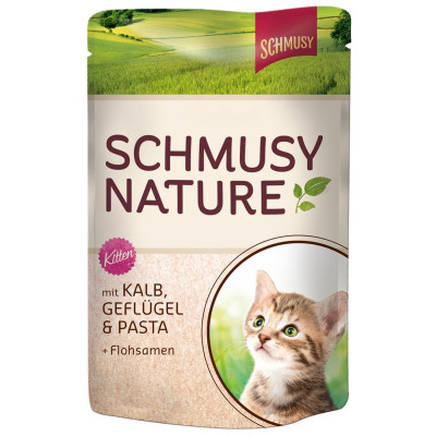 Schm.Natures M.KITT.Kalb 100gP