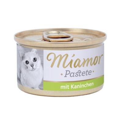 Miamor Pastete Kaninchen  85gD