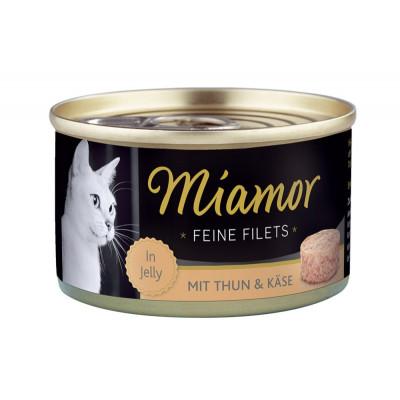 Miamor Filet Thun-Käse   100gD